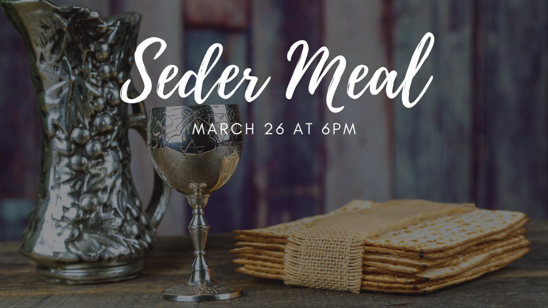 CLC Easter Seder
